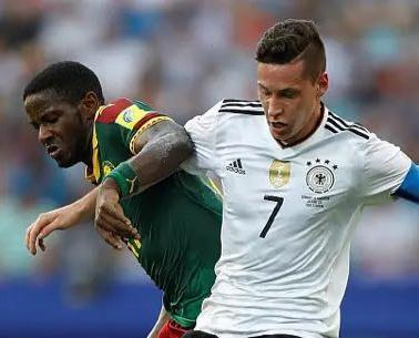 德國壓智利獲首名晉級