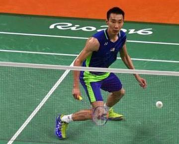 李宗偉負諶龍連續三屆奧運奪銀