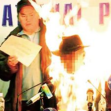 蒙古國一主席自焚 反對煤炭賣中國