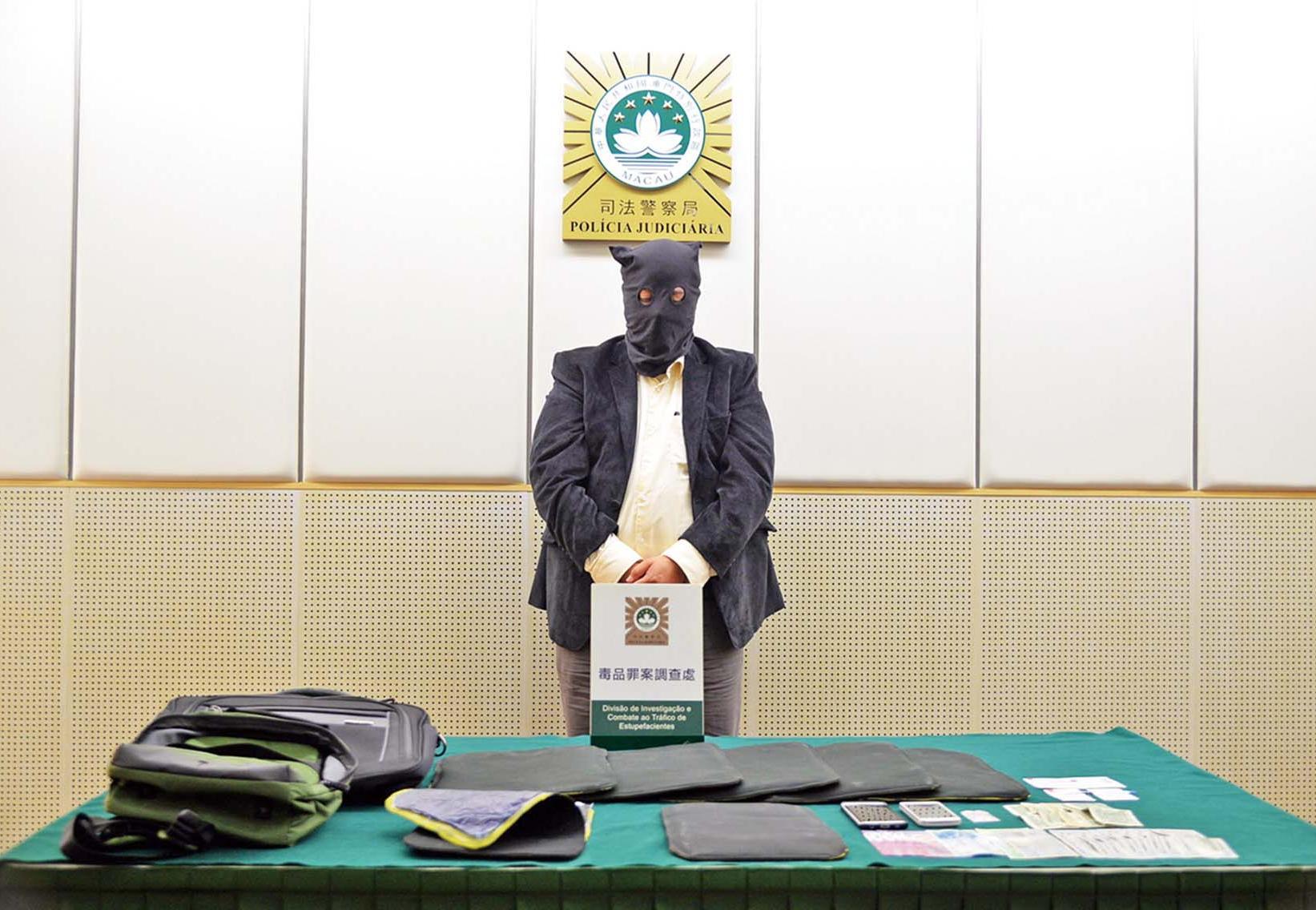 機場截獲1,300萬元毒品