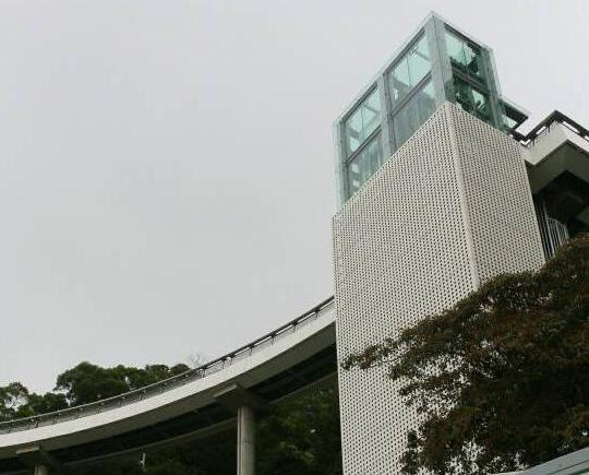 氹仔小潭山觀景台預計年底開放
