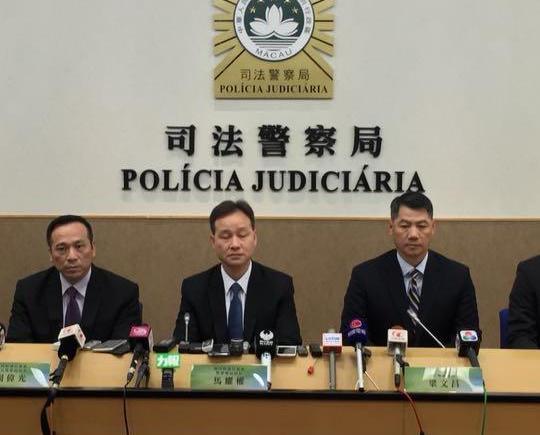 依法嚴肅調查處理警員犯罪