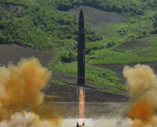 金正恩:要完成核武大業