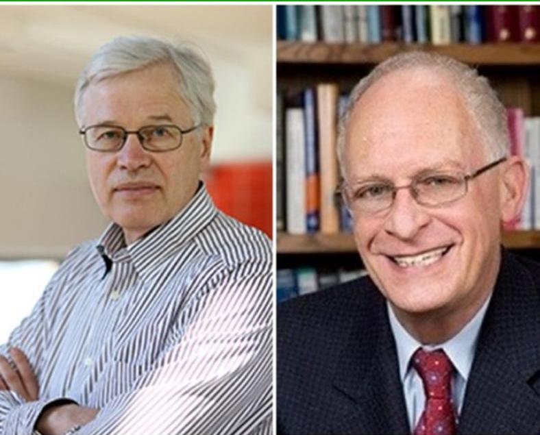 兩名美國學者獲獎