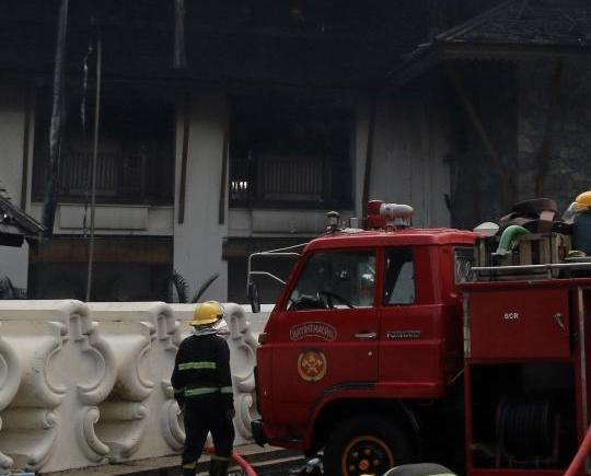 緬甸酒店大火本澳傷者情況良好