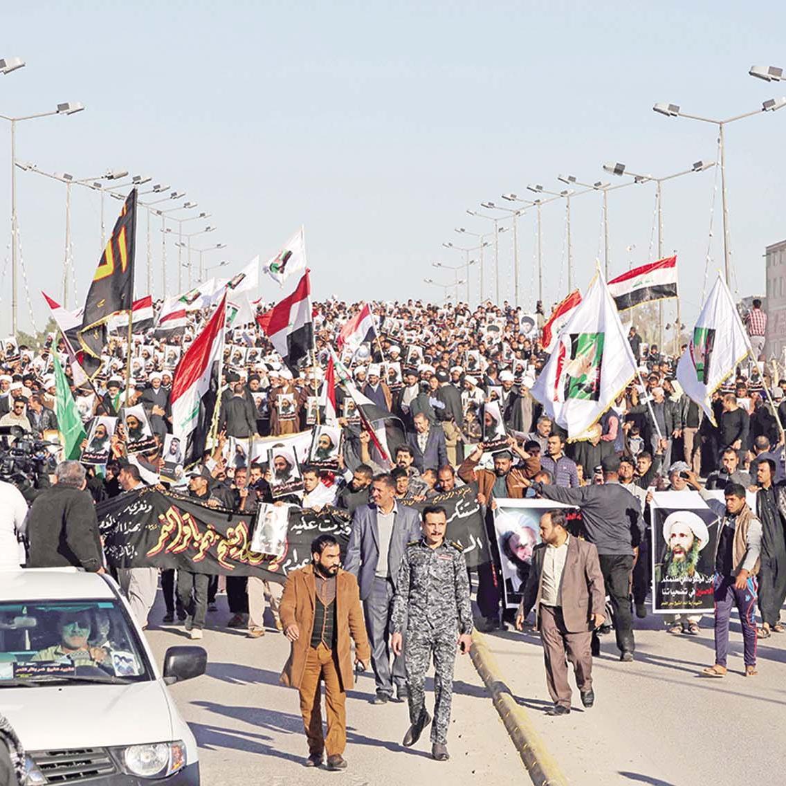 沙特禁國民前往伊朗