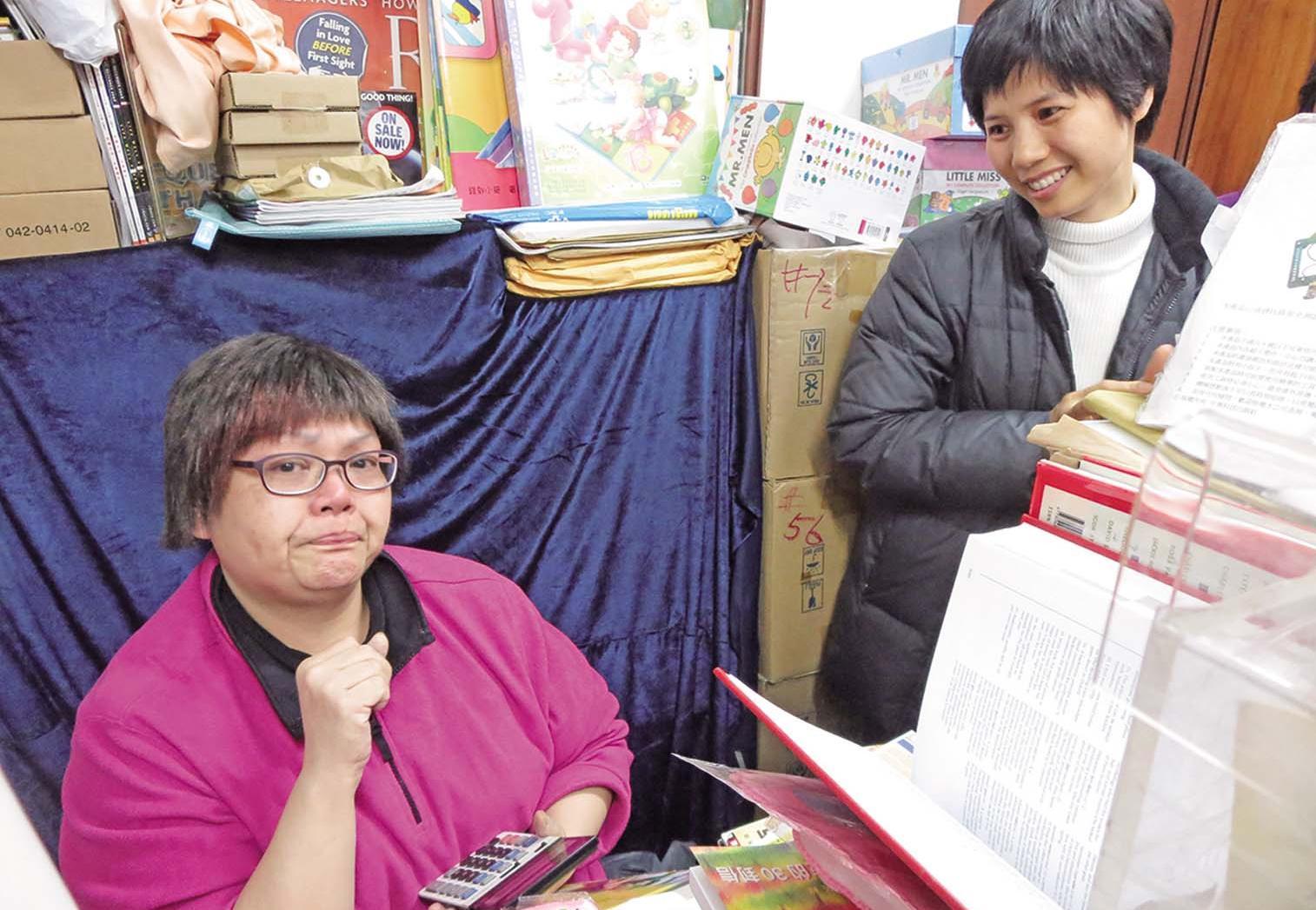 癌魔復發 港女賤賣書店求存活