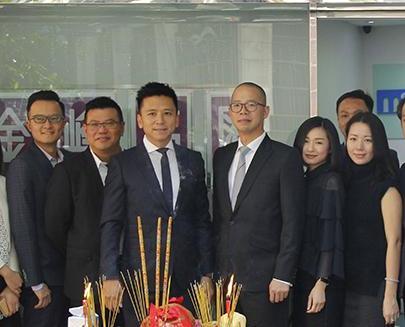 梁明輝:目標一個月100萬生意額