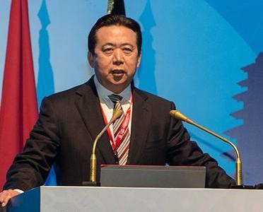孟宏偉接掌國際刑警組織