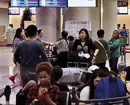 40人滯留曼谷無法回澳