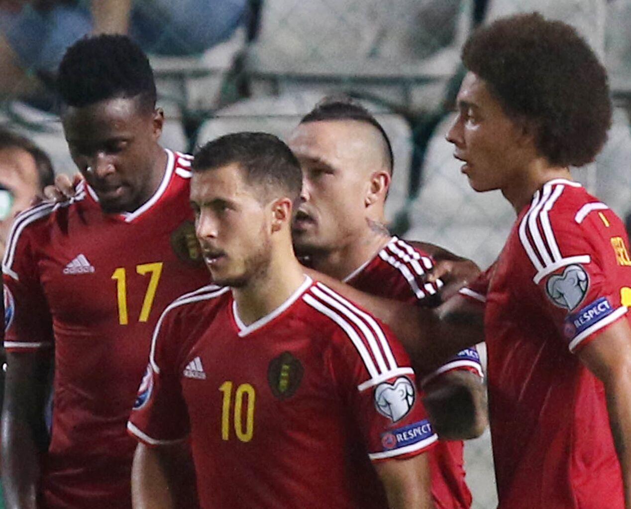 比利時國家隊取消操練