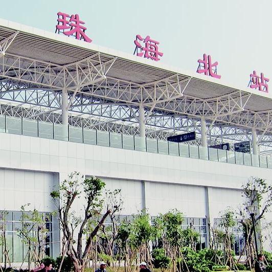 從珠海直通北京桂林 高鐵本周六開通