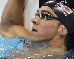 「水怪」菲比斯豪取奧運第21金
