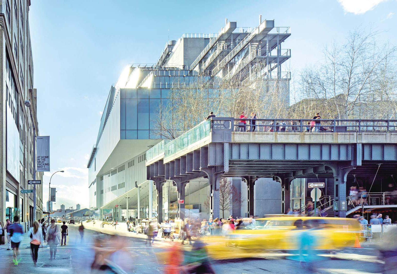 藝遊紐約!