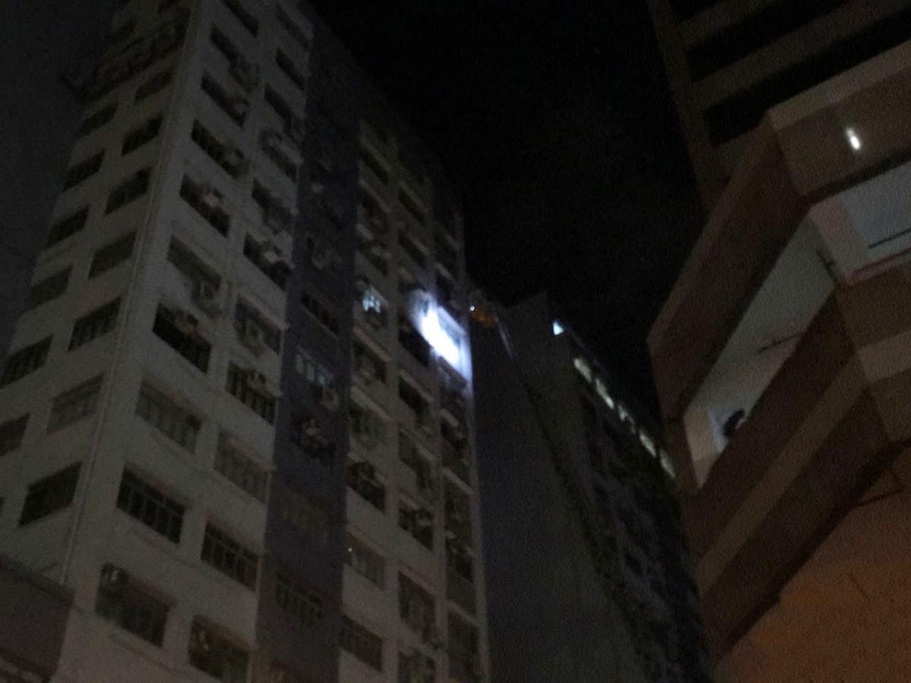 香港葵涌工廈火警三死