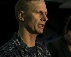 美第七艦隊司令將被革職