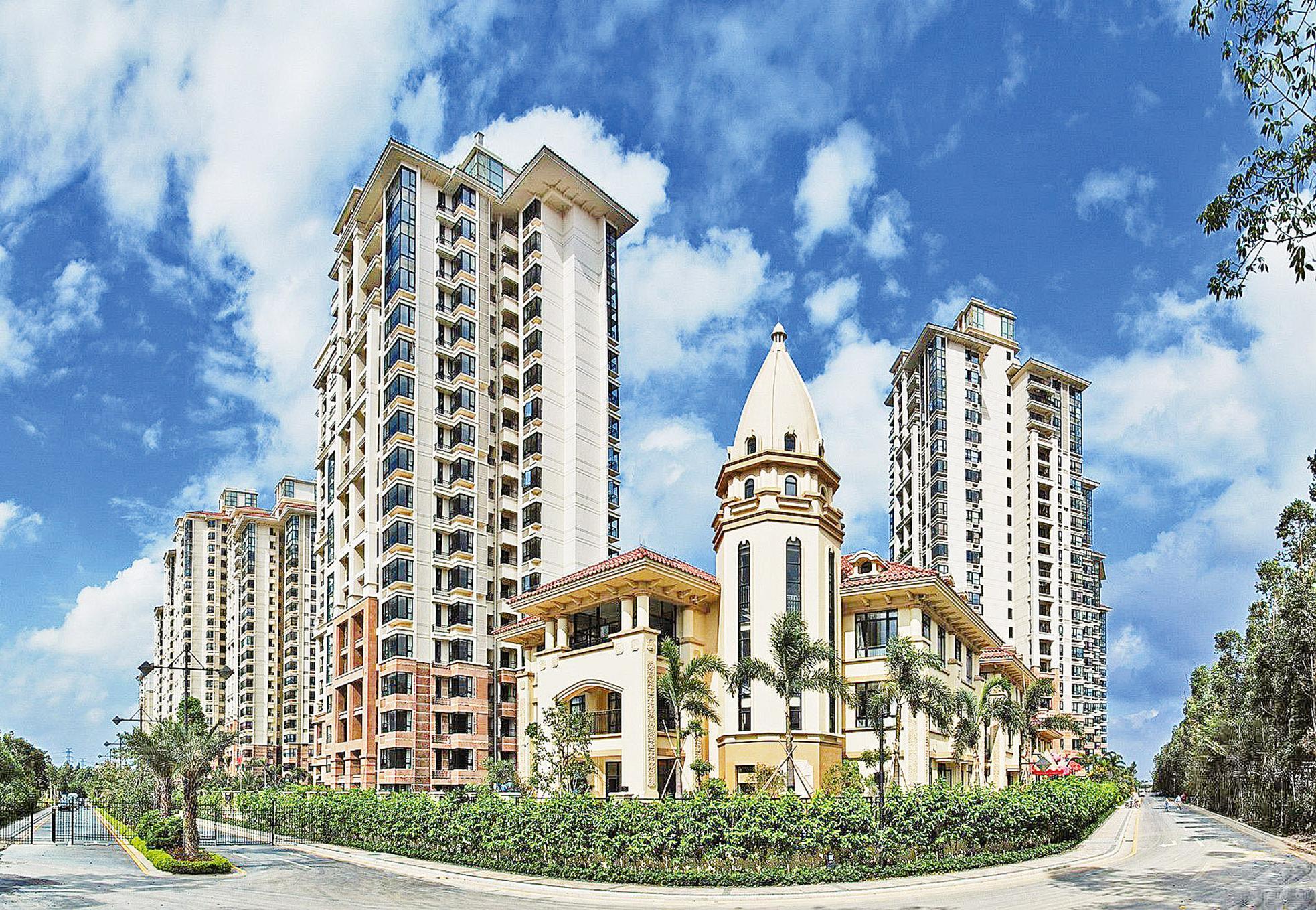 豪宅市場需求大增