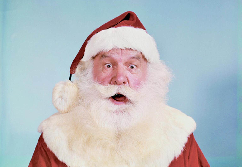 刊聖誕老人訃聞