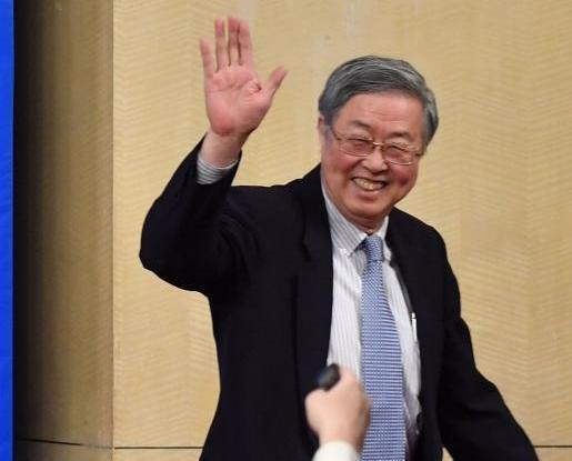 人行行長周小川表示快將退休
