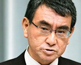 日本新外相今將與王毅首度會談