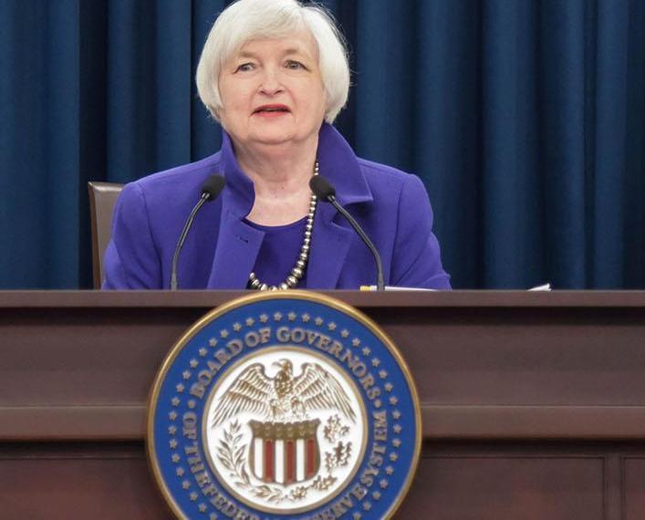 美聯儲宣布加息0.25厘