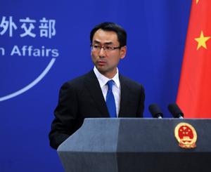 外交部:中國不存在先例