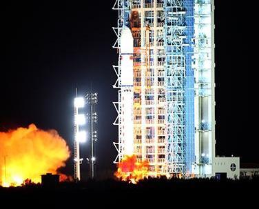 中國發射世界首顆量子衛星