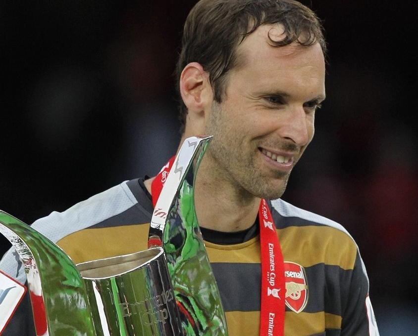 施治榮膺捷克足球先生
