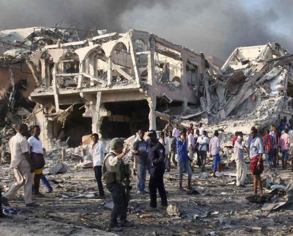 索馬里汽車炸彈襲擊至少40死