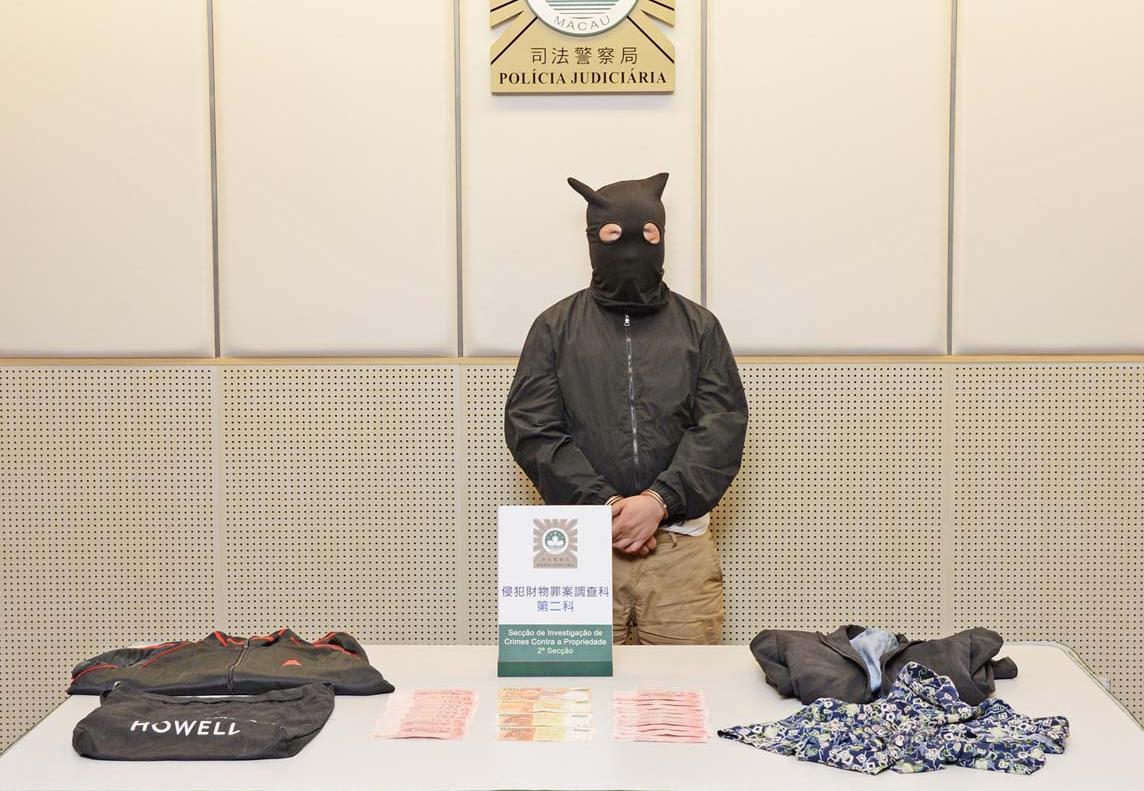 警方嚴打蒙古扒手集團
