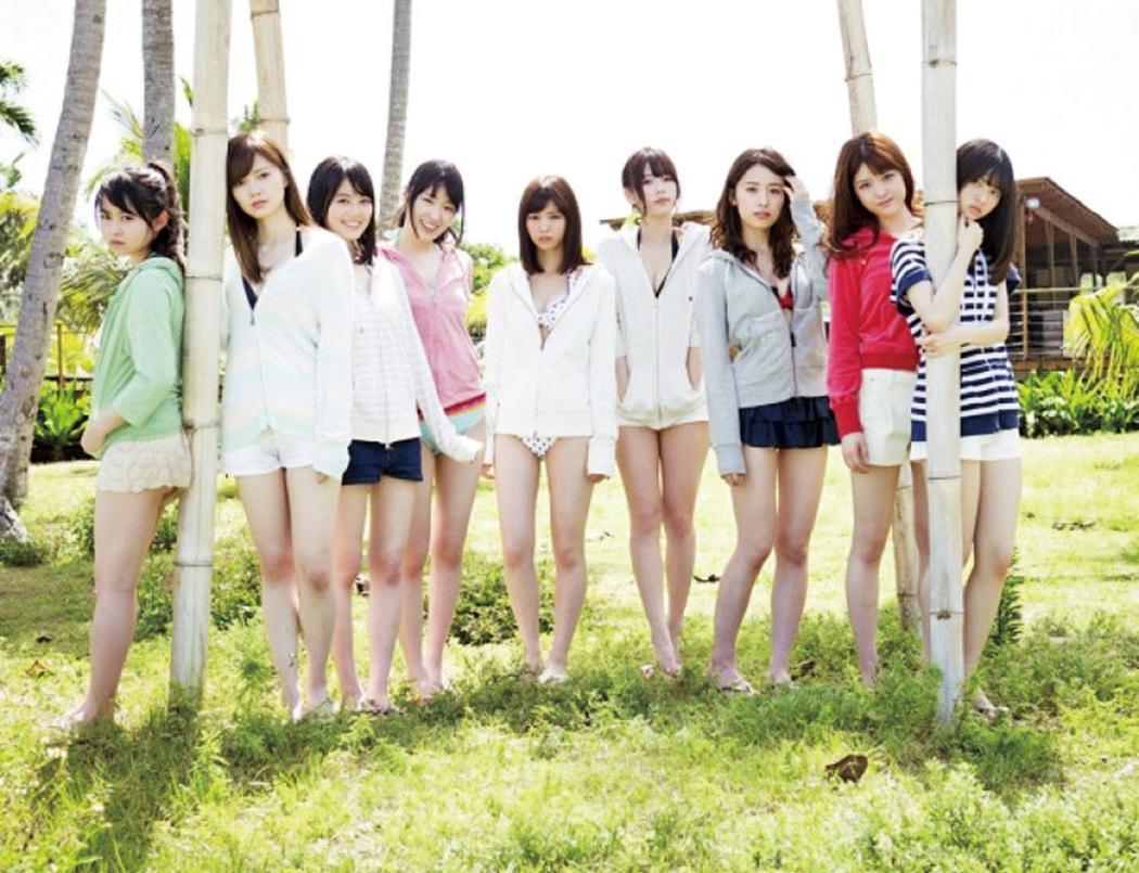 寫真撼贏AKB48
