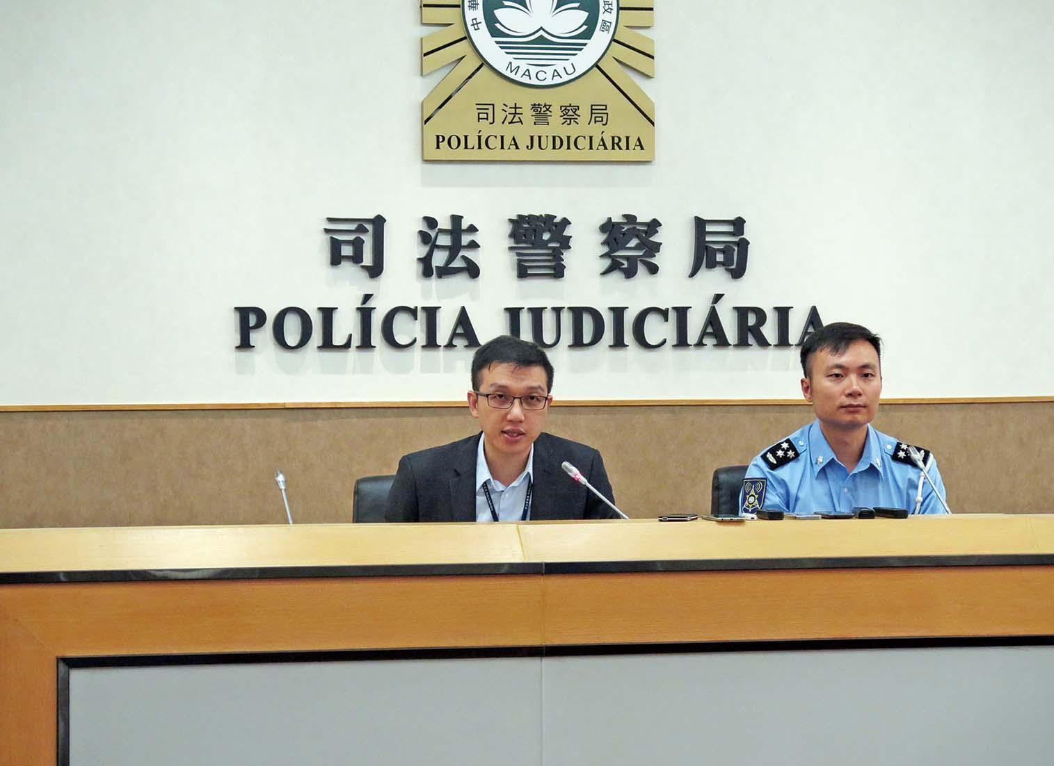 警方拘捕移送檢察院處理