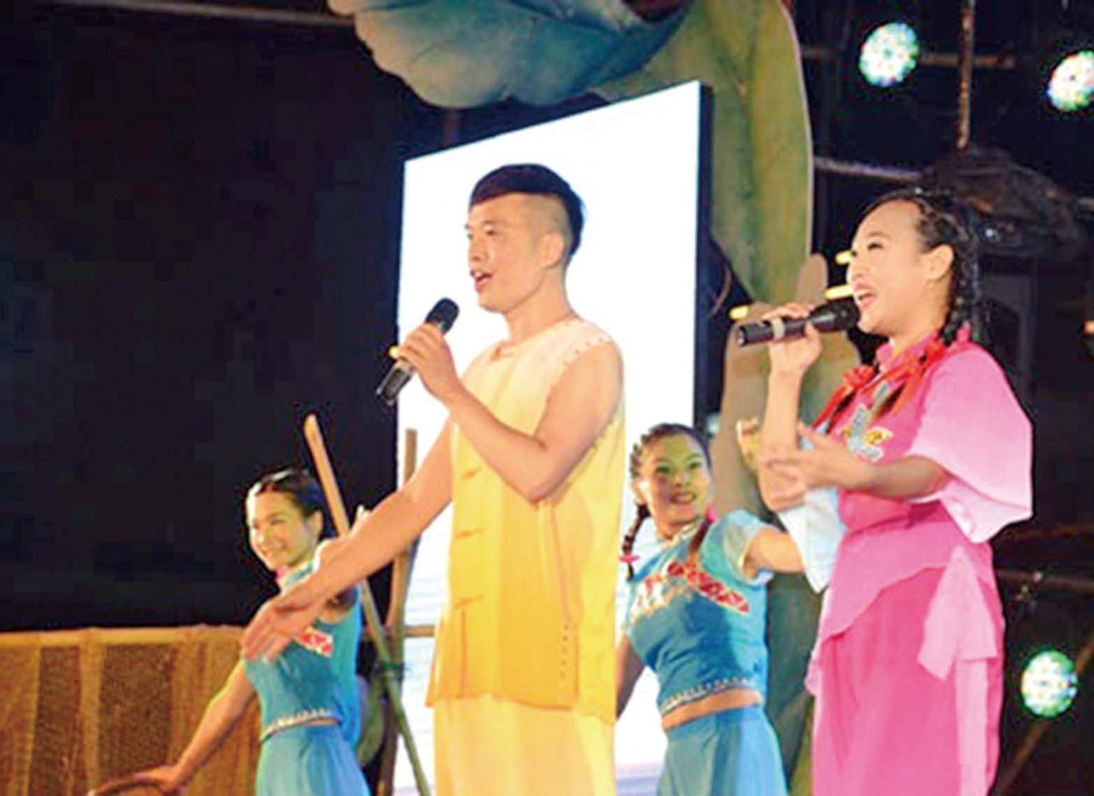 弘中國傳統文化