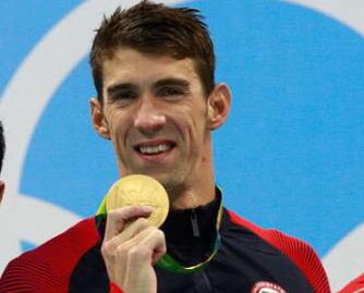 菲比斯奪奧運第22金