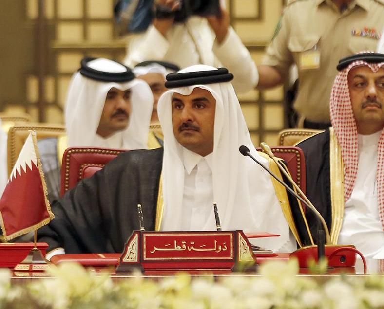 卡塔爾指責無法理依據