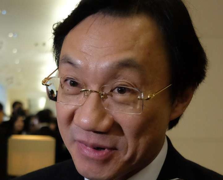 譚俊榮:爭取今年內申請成功
