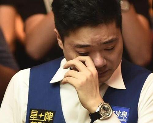 丁俊暉上海賽封王