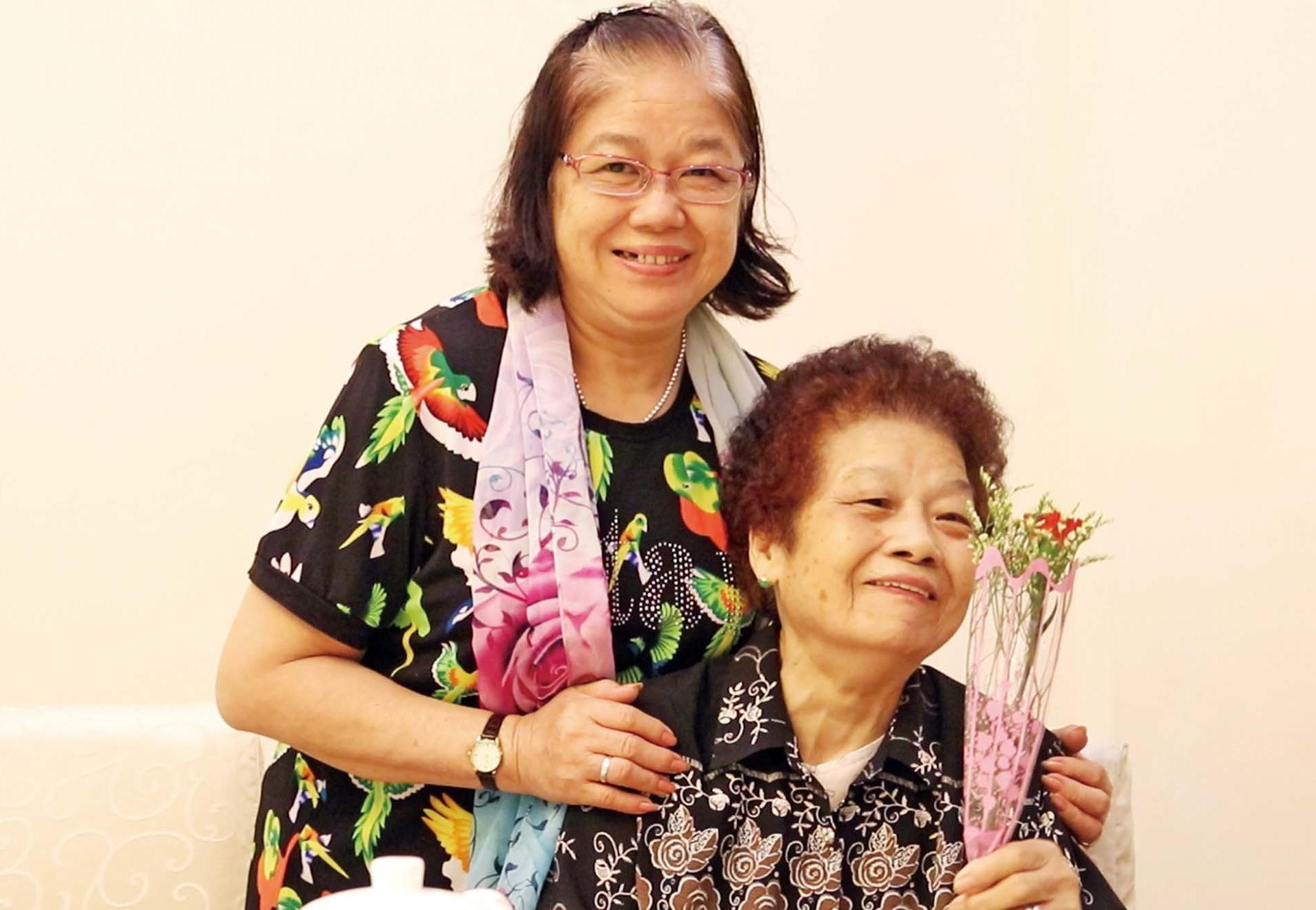 「母親節」表達愛意