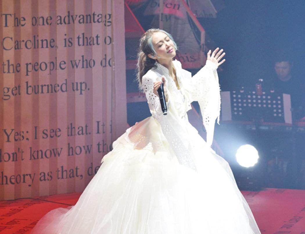 歌舞演繹人生