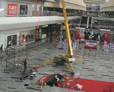 兩工作人員受傷