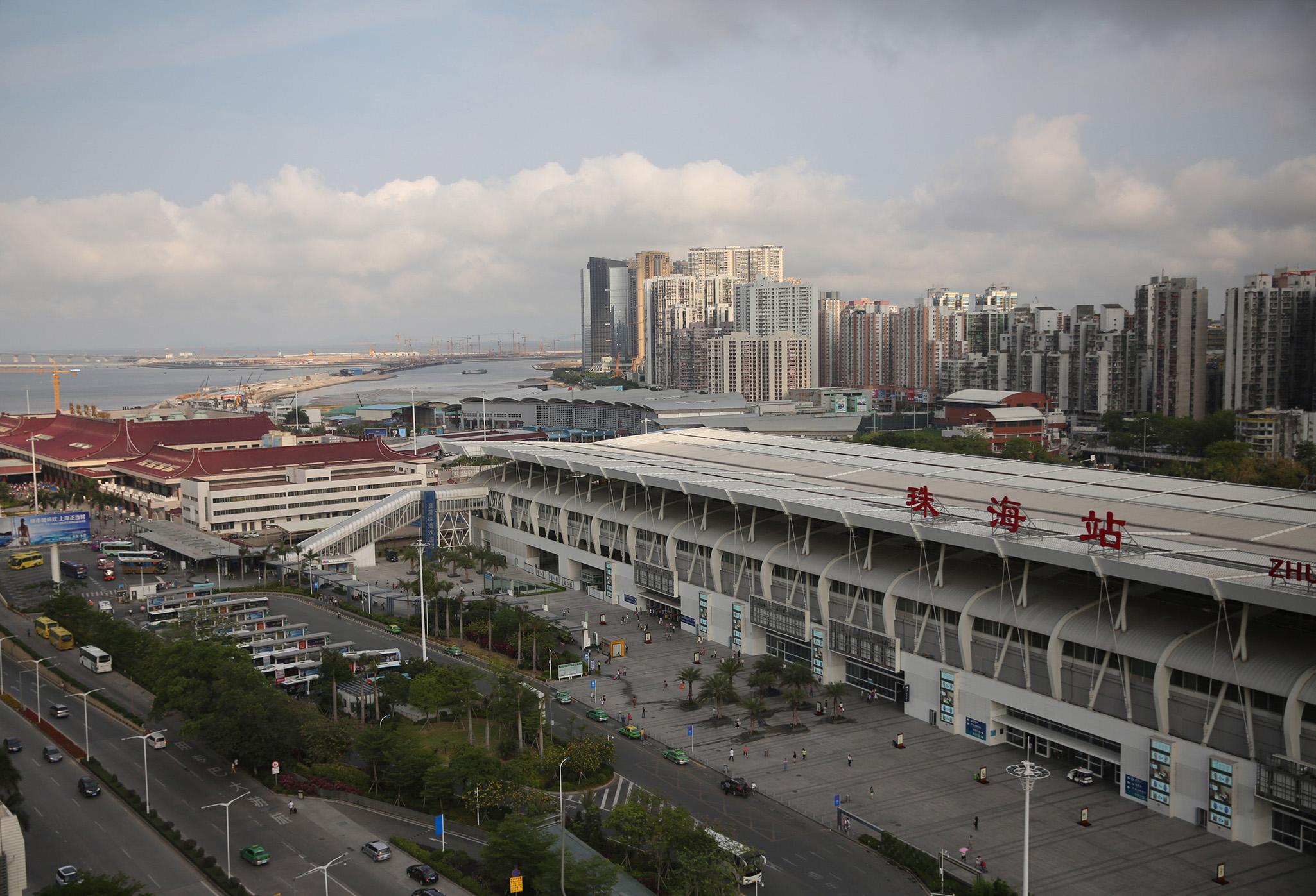 珠海高铁明起新增三路线