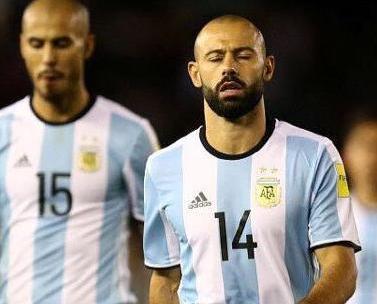 阿根廷世盃外迫和弱旅