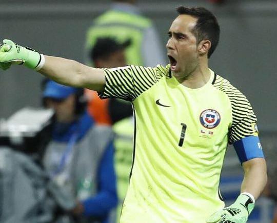 智利挫葡軍入決賽