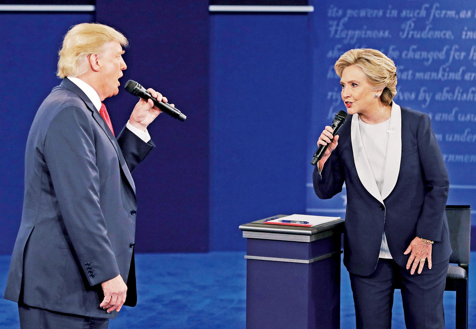 第二場辯論被評最醜陋