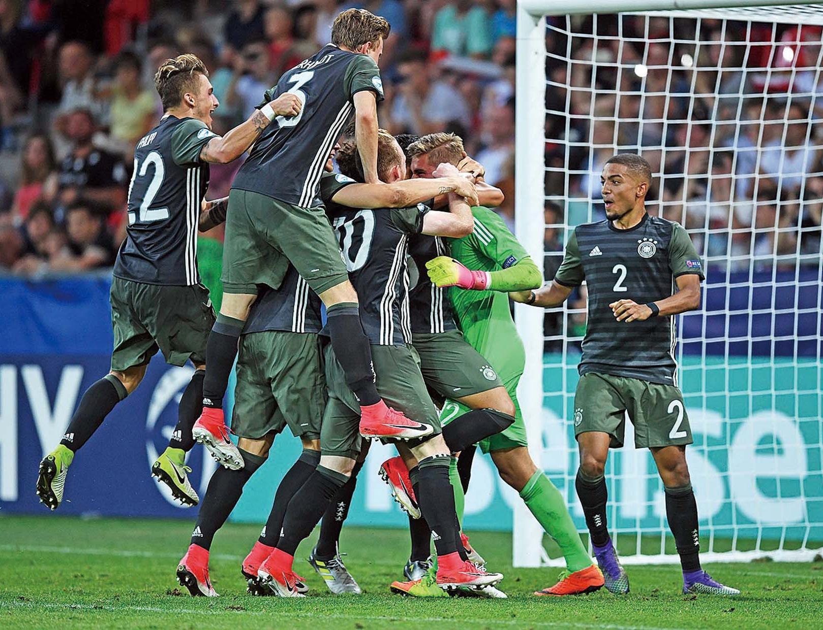 德西爭U21歐國盃王座