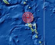 瓦努阿圖發生7.2級地震