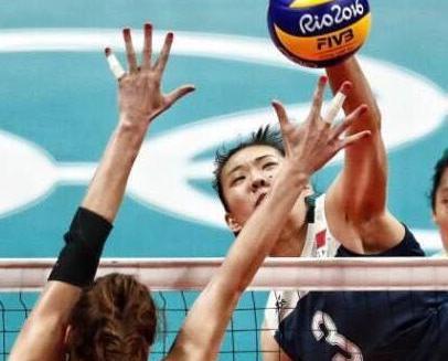 中國女排決賽撼塞爾維亞