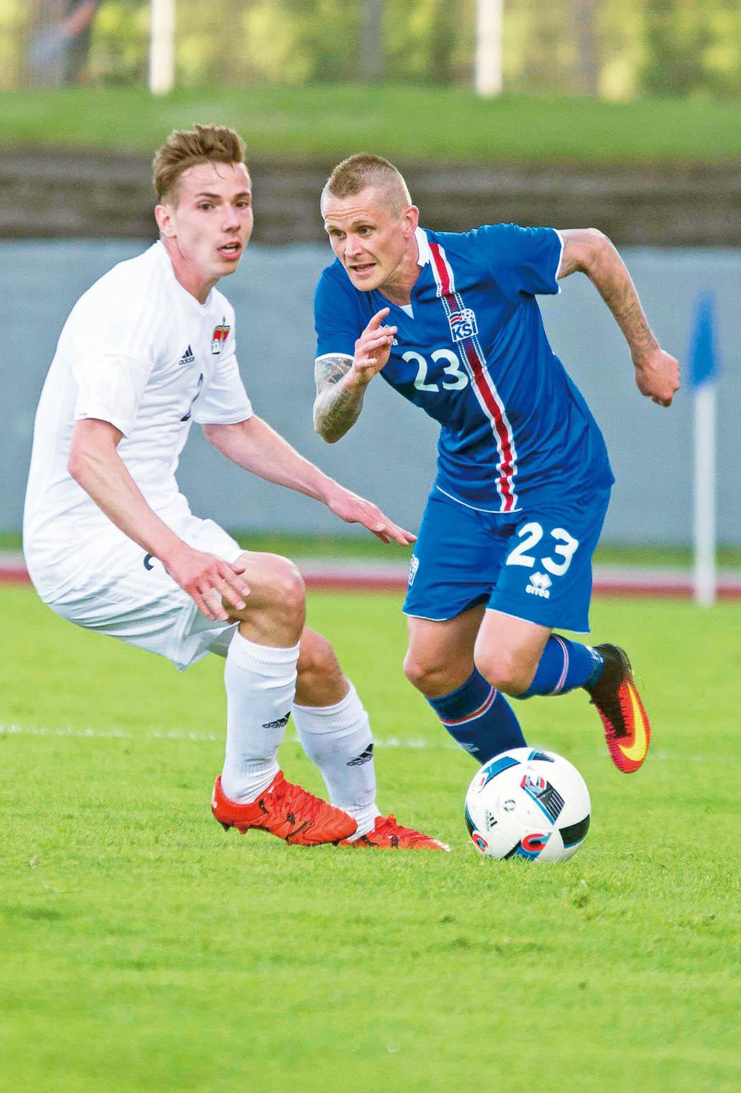 冰島乘歐國盃氣勢拆核彈