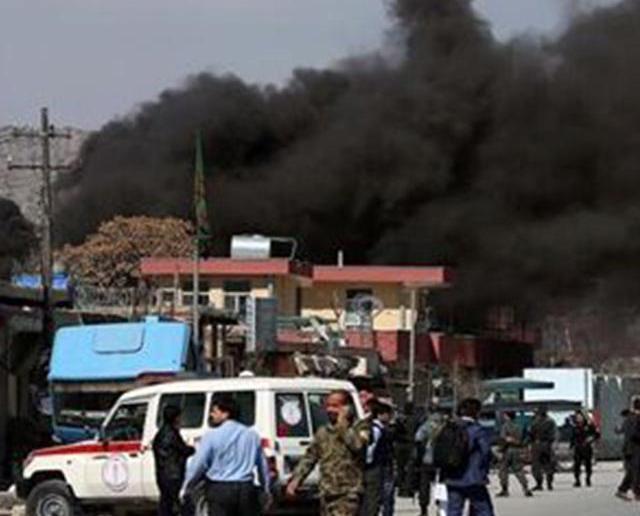 阿富汗警察訓練營遇襲15死
