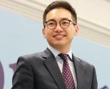 楊岳橋愈16萬票當選